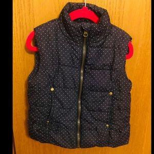 Baby Girl Vest